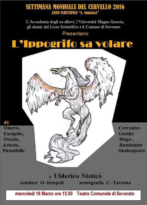 l'ippogrifo sa volare