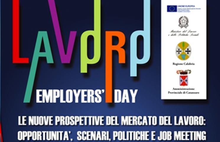 employers' day catanzaro