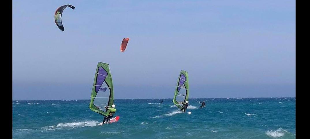 windsurfers davoli