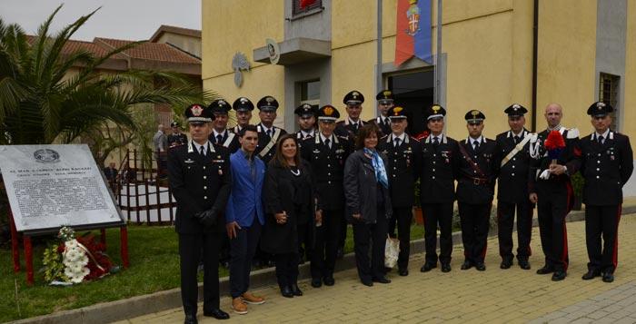 carabinieri borgia