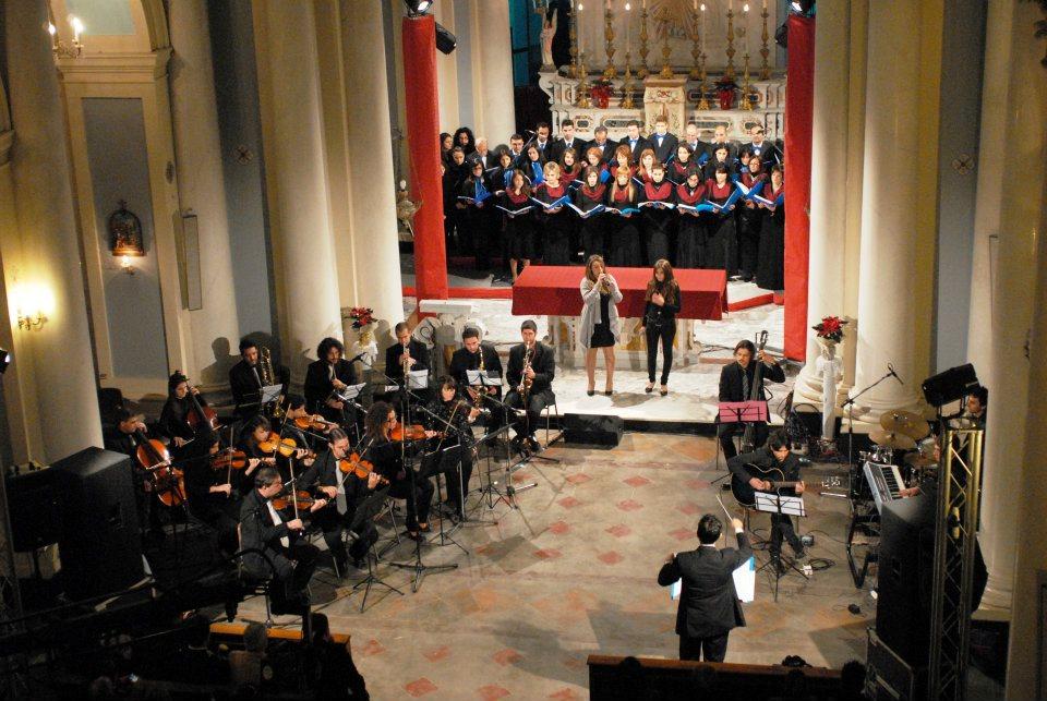 concerto musica sacra sant'andrea