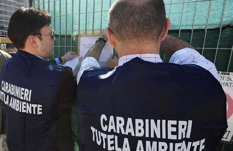 carabinieri noe tutela ambiente