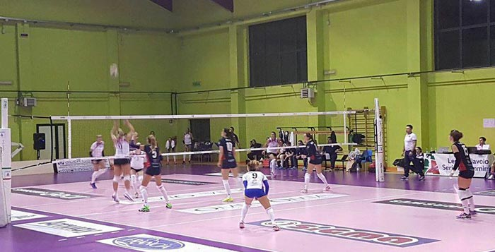volley soverato cisterna